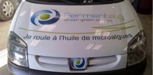 Fermentalg, biocarburants, microalgues, CO2, biodiesel