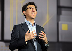 téléphonie,smartphone,innovation,Samsung,OLED,YOUM,écran souple,Samsung,Stephen Woo