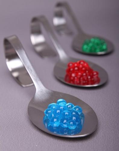 Vers une g n ralisation de la cuisine mol culaire les for Spherification cuisine moleculaire
