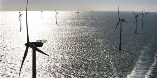éolien en mer, éolien offshore, Areva, énergies renouvelables