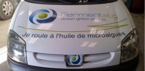 Fermentalg, biocarburants, microalgues, CO2, biodiesel