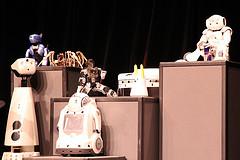 robotique,assistance,innovation,InnoRobo,robots,futur,Montebourg