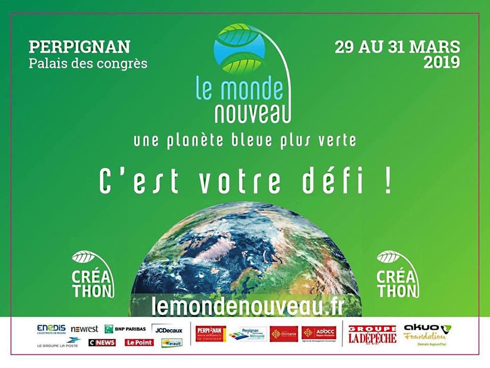 Affiche du forum Monde Nouveau