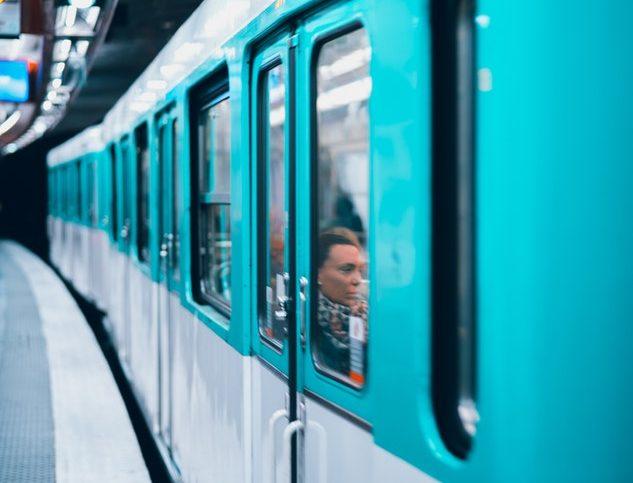 Une ligne du métro de Paris