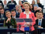 Ursula von der Leyen, nouvelle présidente de la Commission européenne