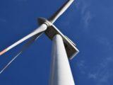 Une pale d'éolienne.