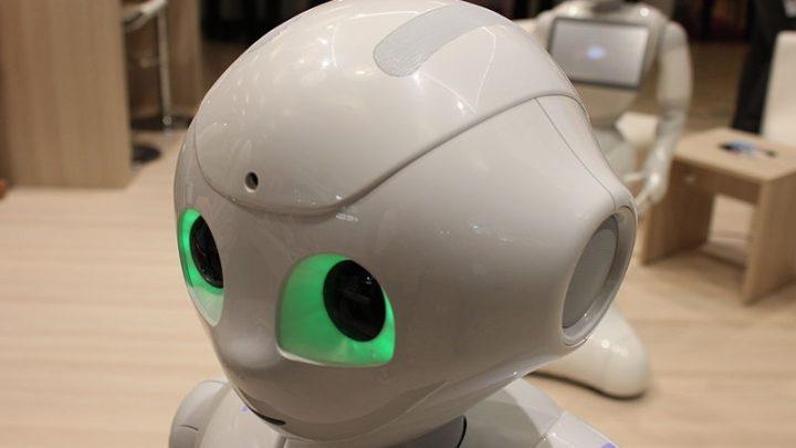 pandemie Covid-19 robots