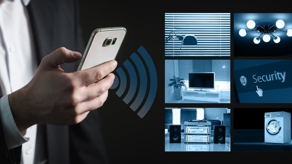 Connecté Domotique Elocky Samsung