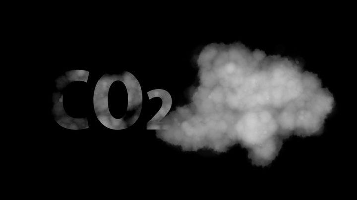CO2 atmosphere