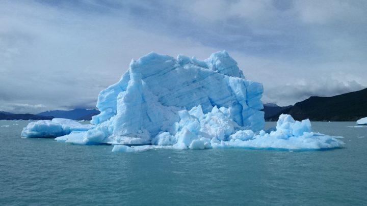 Arctique fonte