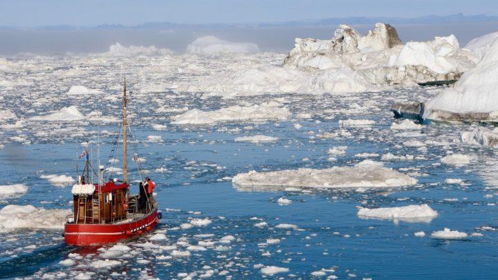 rechauffement arctique