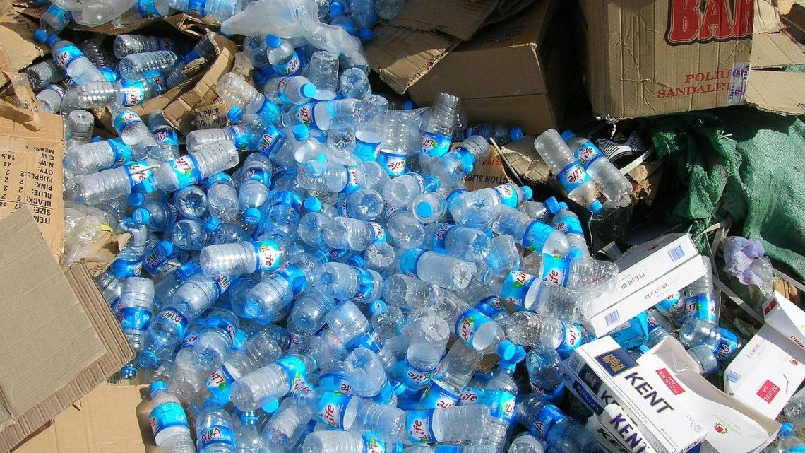 dechets plastiques interdiction UE