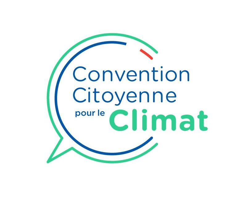 Logo convention citoyenne pour le climat.