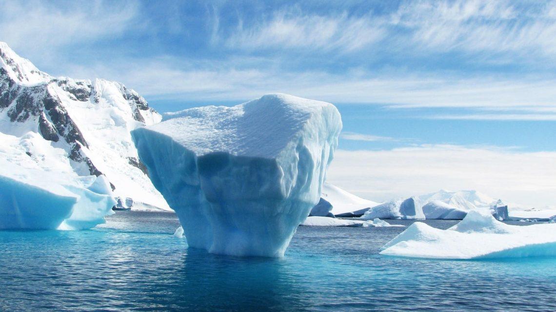 Ocean Arctique eau douce