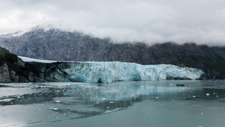 Alaska fonte glaces tremblements terre