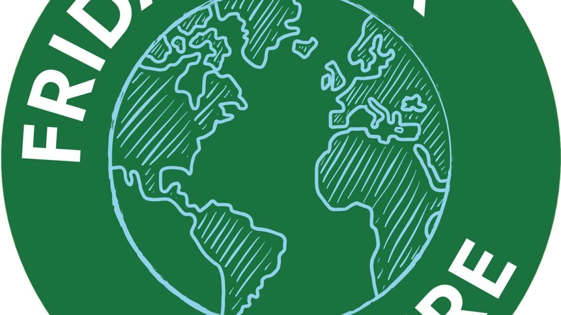 """Logo du mouvement """"Fridays for future"""""""