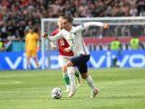 Antoine Griezmann lors du match contre la Hongrie à Budapest, le samedi 19 juin 2021.