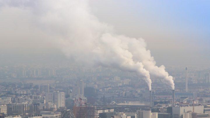 pollution air demence